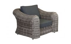 Armchair wicker Davinci